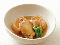 [今日のおかず]鶏手羽と大根の煮物