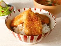 [産直便]レンジでひとくちタレカツ丼
