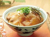 [産直便]活き締め カンパチ醤油漬け丼