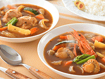 [産直便]スープカレーセット